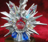 """FA64, """"Crystal Enchantress"""", by Perth Pewter, Free Shipping, MSRP($175.00),  FA-Series Large Fantasy Pewter Figurine"""