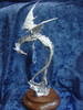 """S268, """"Dragon's Flight"""" by Perth Pewter, Free Shipping, MSRP ($125.00), S-Series Large Fantasy Pewter Figurine"""