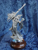 "LE29, ""The Spirit of the Night Wind"" by Perth Pewter, Free Shipping, MSRP ($275.00), Limited Edition Pewter Figurine"