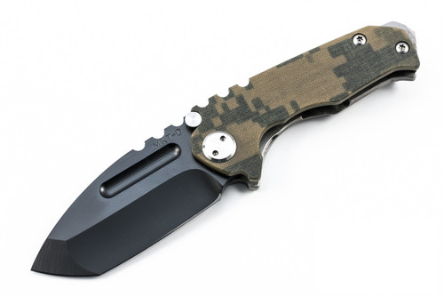 """MD45, """"Micro Praetorian G Digital"""", by Medford Knife and Tools, Free Shipping, MSRP ($767.95), D2 Steel Blade"""