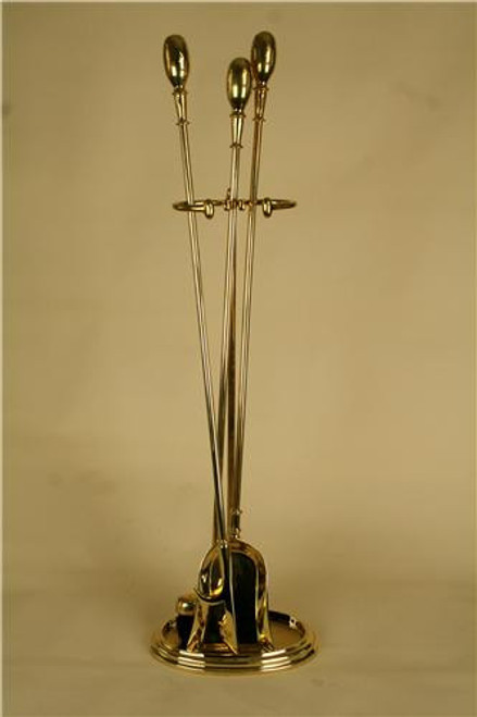 "11038, ""Ellipse Cast"", by Jefferson Brass, Free Shipping, MSRP ($560.00), Solid Brass Tool Sets"