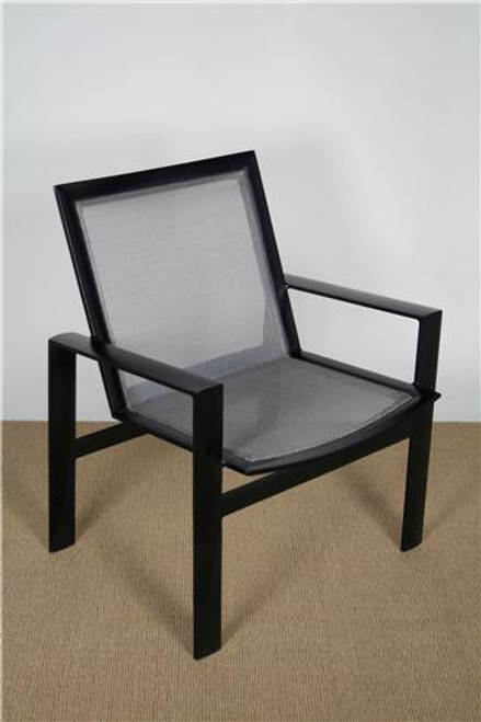"3470-2200, ""Parkway"" , by Brown Jordan, Free Shipping, MSRP ($1,370.00), sling dining arm chair"