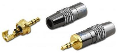 """3.5mm (1/8"""") Stereo Audio Plug Assembly"""