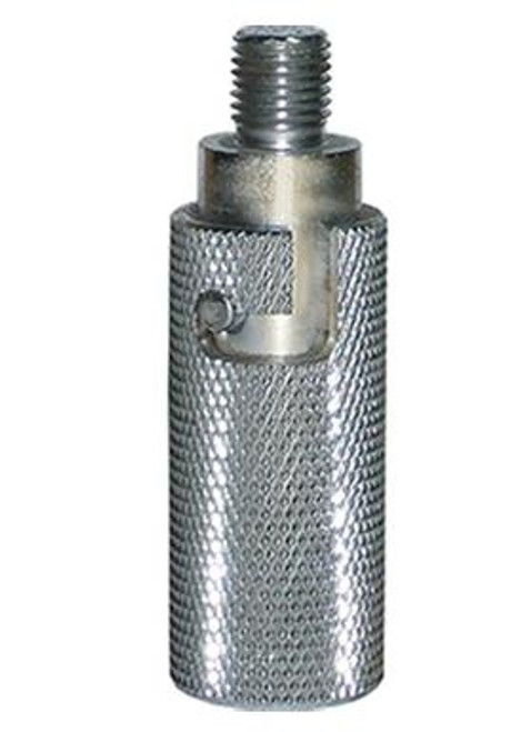 OPEK KD-2 - Chrome Plated Brass Antenna Quick Disconnect - 3/8 x 24 T