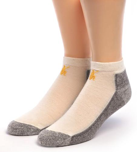 Mini Crew Alpaca Socks Front
