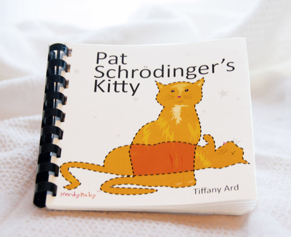 Pat Schrodinger's Kitty