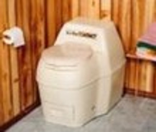 Excell-Compact Medium Capacity Compost Toilet