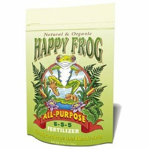 Happy Frog Organic All Purpose Fertilizer