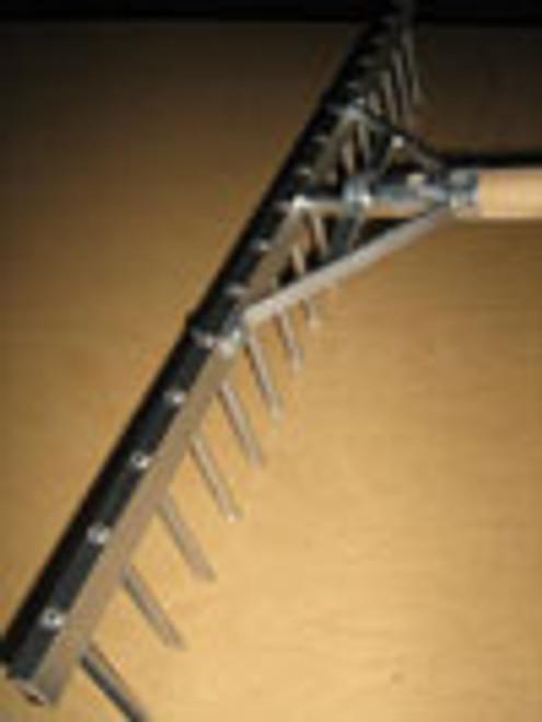 Aluminum Seedbed Rake
