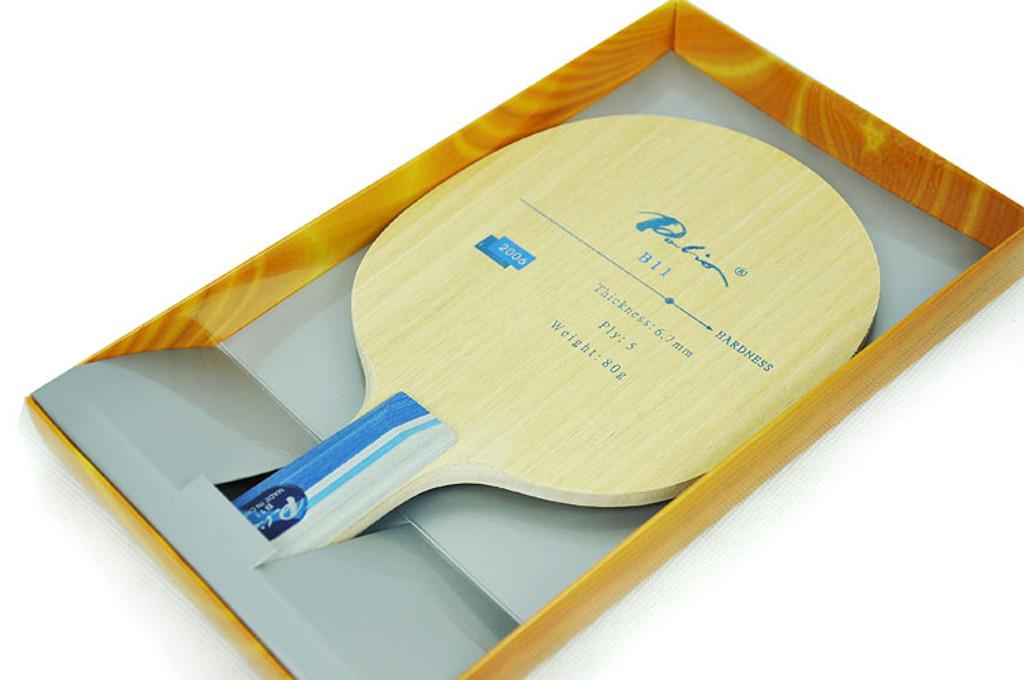 Palio B11 ALL+ Blade Ping Pong Depot Table Tennis Equipment