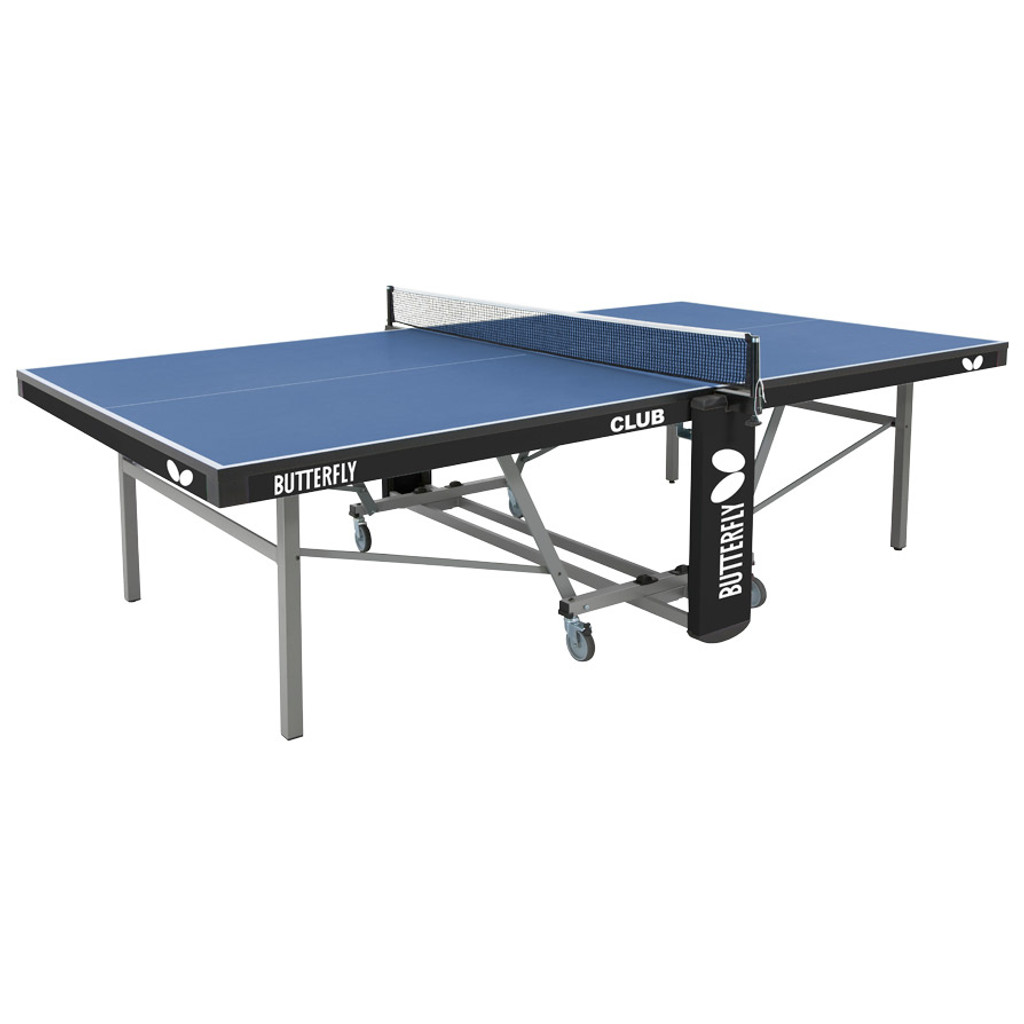 Butterfly Club 25 Rollaway Blue Canada only Ping Pong Depot Table Tennis Equipment