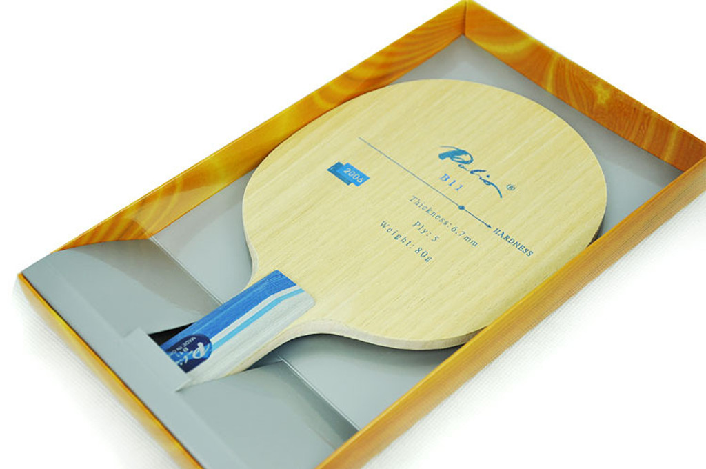 Combo   Palio B11 ALL+ Blade for combo Add 2 Combo Rubber Sheets Ping Pong Depot Table Tennis Equipment