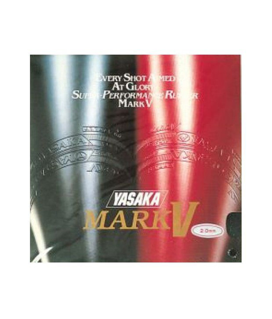 Rubber Sheet for Combo Blade   Yasaka Mark V Rubber Only with 1 Combo Blade Ping Pong Depot Table Tennis Equipment