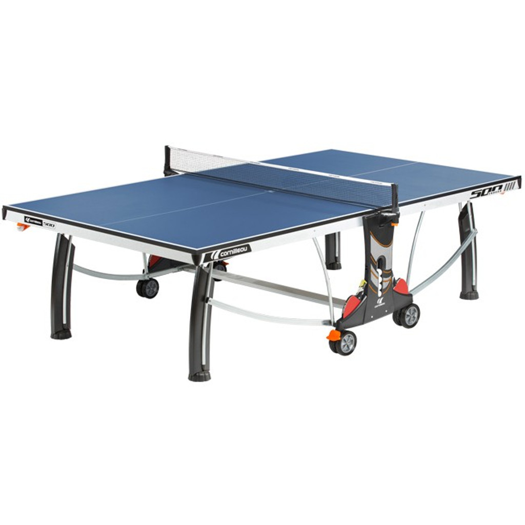 Cornilleau Performance 500 Indoor Blue Table Canada Only Ping Pong Depot Table Tennis Equipment