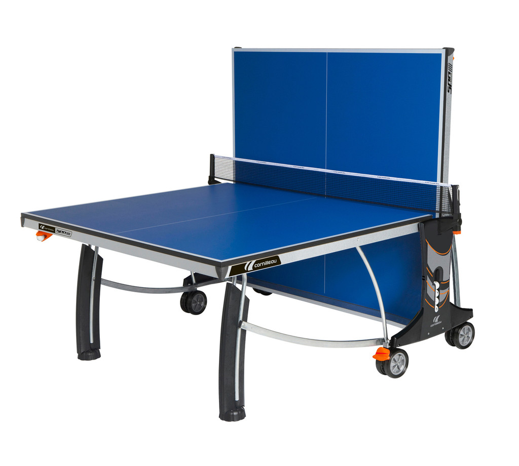 Cornilleau Performance 500 Indoor Blue Table (Canada Only)