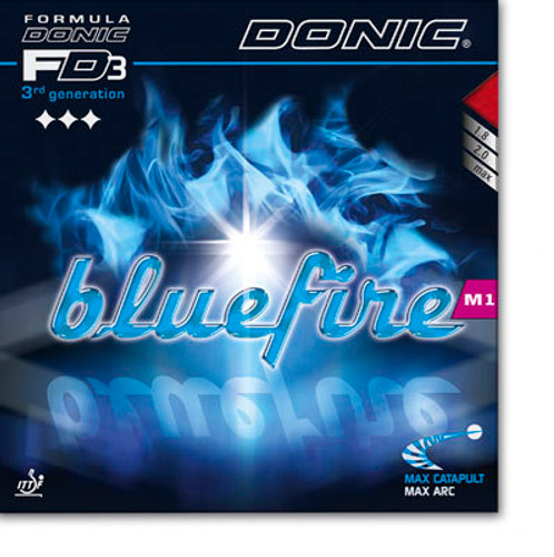DONIC Bluefire M1 Rubber