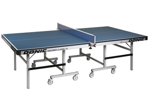 Donic Waldner Classic 25 table (Canada only)  - Net Donic Stress (DF5000GB or DF5000GV) included with table