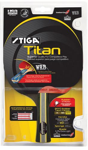 Stiga Titan Racket (FL) - Daily Special Save 30%