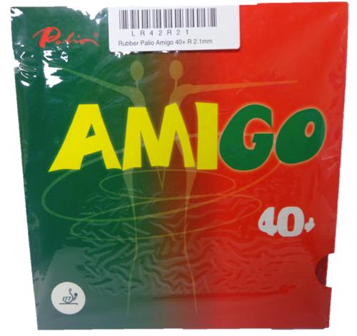 Palio Amigo 40+ Rubber Ping Pong Depot Table Tennis Equipment