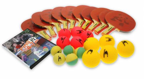 Cornilleau Baby Ping Pack FL Racket Set
