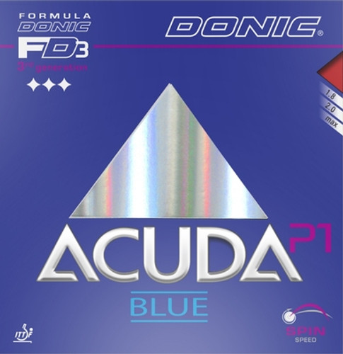 Donic Acuda Blue P1 Rubber Sheet