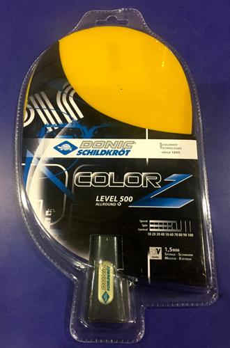 Donic-Schildkröt ColorZ Yellow Racket