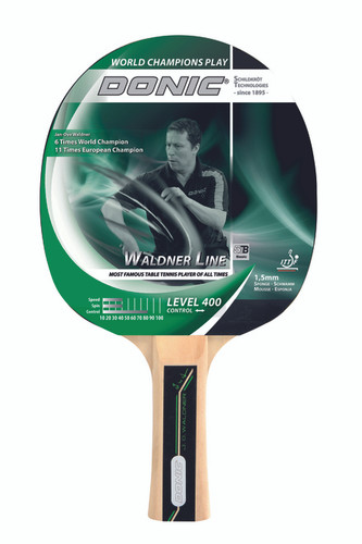 Donic Waldner 400 Racket Ping Pong Depot Table Tennis Equipment