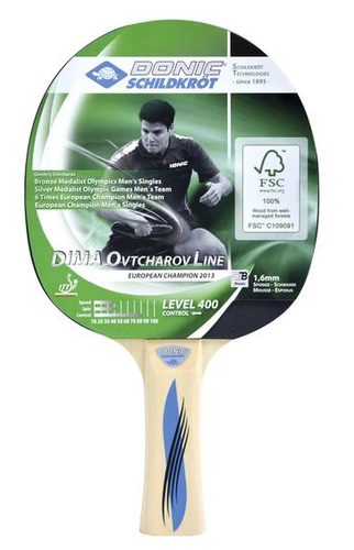 Donic-Schildkröt Ovtcharov 400 FSC Racket