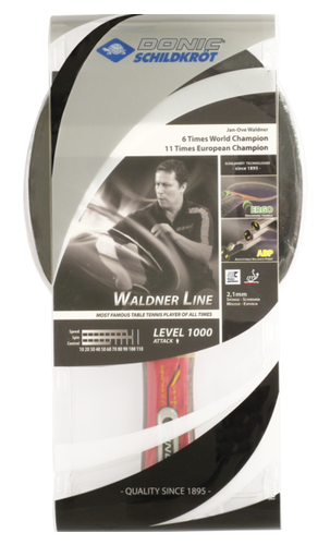 Donic Waldner 1000 Level Racket Ping Pong Depot Table Tennis Equipment