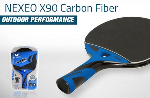 Cornilleau NEXEO X90 Carbon Fiber Racket