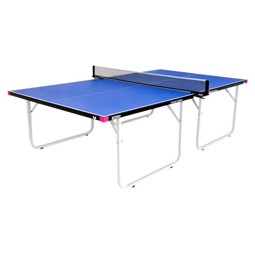 Butterfly Compact Outdoor Blue Table, includes shipping and Net (USA Only)