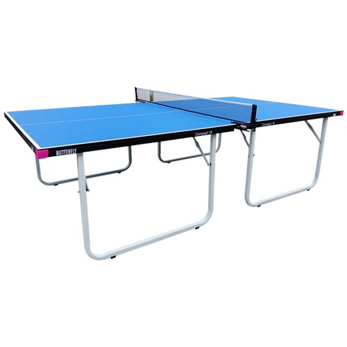 Butterfly Compact Indoor Blue Table, includes shipping and Net (USA Only)