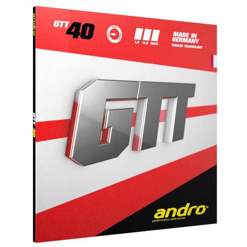 Andro GTT 40 Rubber