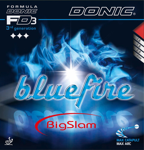 Donic Bluefire Big Slam Rubber