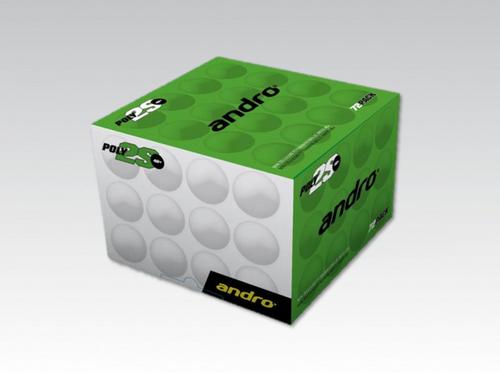 Andro Poly2S 2** (72) balls