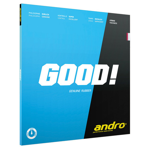 e176cdde8247 Rubber Sheet for Combo Blade - Andro Good! Rubber (Only with 1 Combo Blade