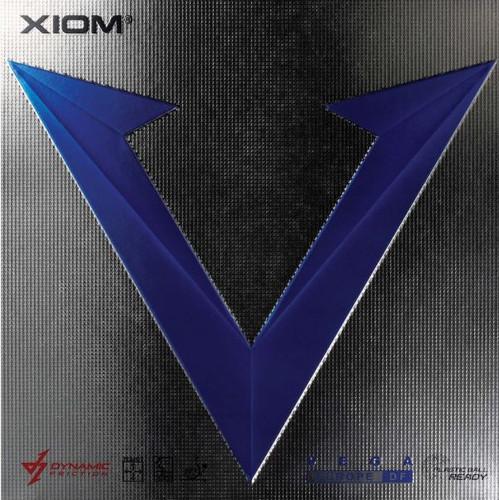 Xiom Vega Euro DF Rubber Ping Pong Depot Table Tennis Equipment