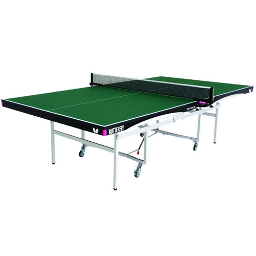 Butterfly Space Saver 22 Rollaway Green Canada only Ping Pong Depot Table Tennis Equipment