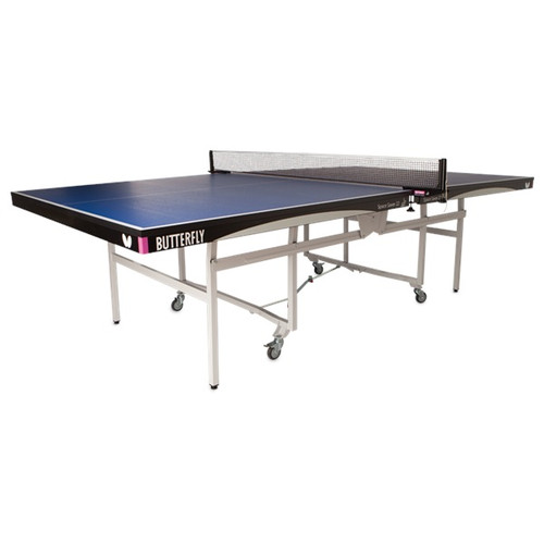 Butterfly Space Saver 22 Rollaway Blue Canada only Ping Pong Depot Table Tennis Equipment
