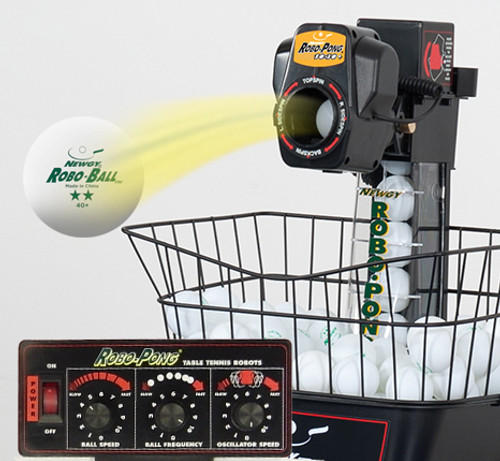 Newgy Robo-Pong 1040+ - Special (Ships only in Canada)