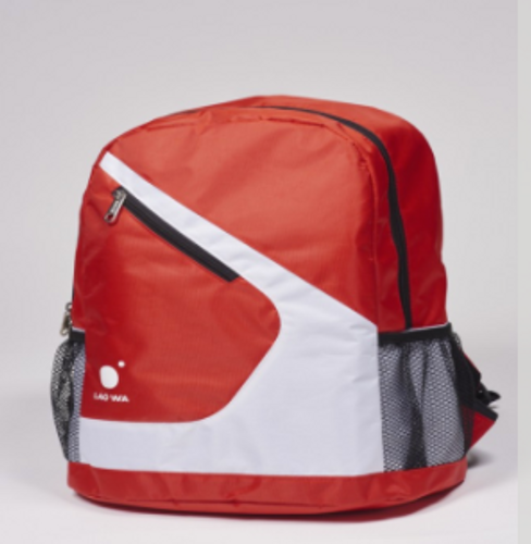 Donic Lao Wa Red/White Backpack Bag