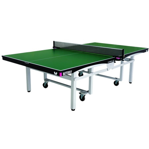 Butterfly Centrefold 25 Stationary Green Table, free ship (Canada only)