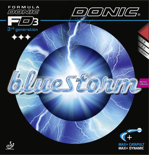 Donic Bluestorm Z1 Rubber