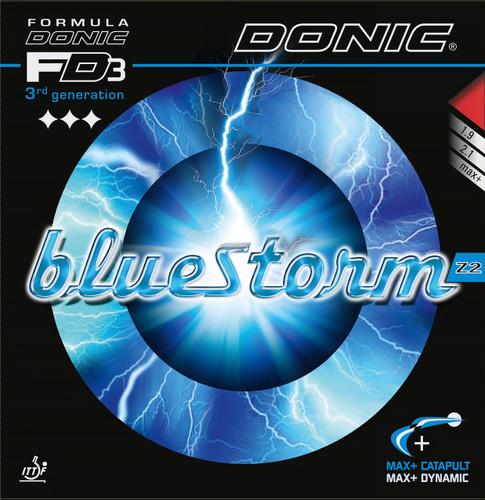 Donic Bluestorm Z2 Rubber