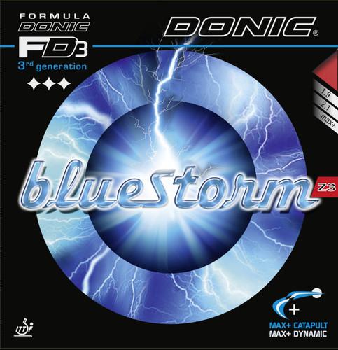Donic Bluestorm Z3 Rubber