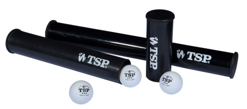 TSP Ball Box (3 balls) Black (Balls not included).