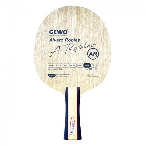 Gewo Alvaro Robles Off FL Ping Pong Depot Table Tennis Equipment