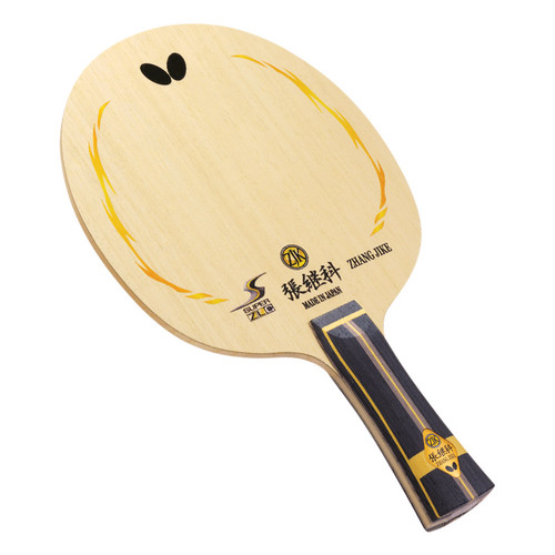 Butterfly Zhang Jike Super ZLC FL Blade Ping Pong Depot Table Tennis Equipment