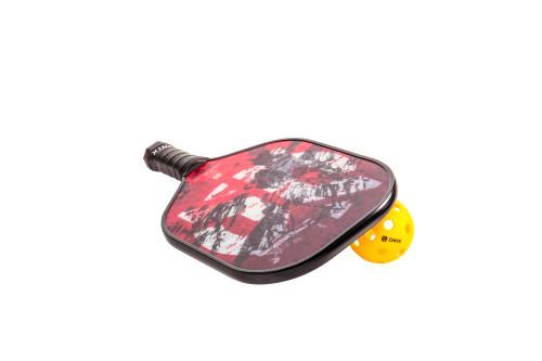 Onix Composite Vertex Red Paddle PingPongDepot Table Tennis Pickleball Equipment