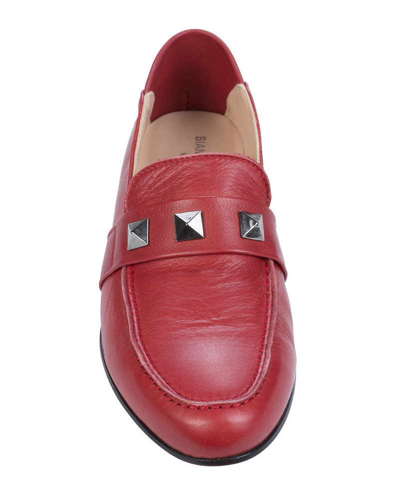 Bianca Buccheri 333bb Perdita Loafer Red